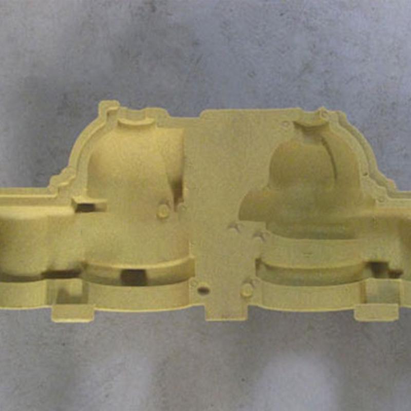 马达壳型模具