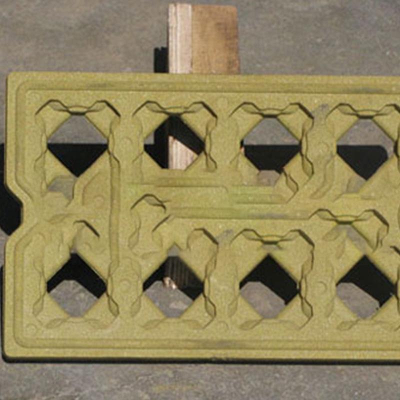 链轮壳型模具